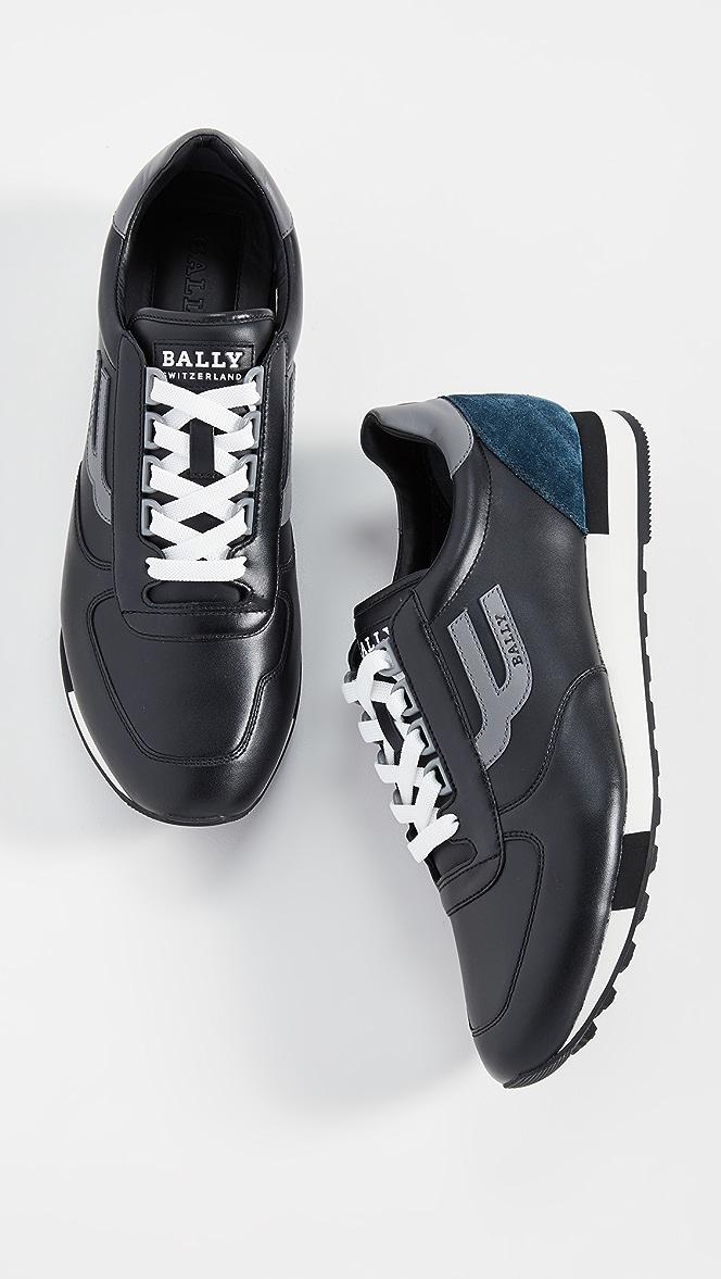 Bally Gavino Runner Sneakers | EAST DANE