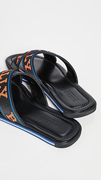 Bally Bonks Slide Sandals