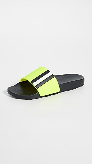 Bally Saxor Slide Sandals