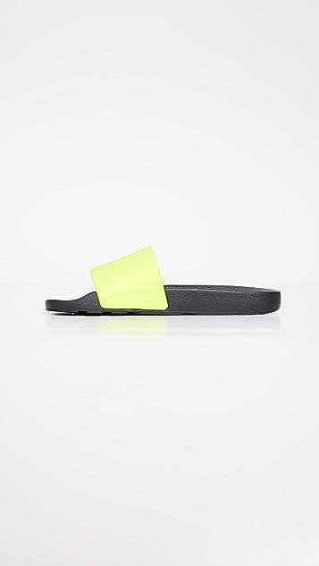 Bally Saxor Slide Sandals