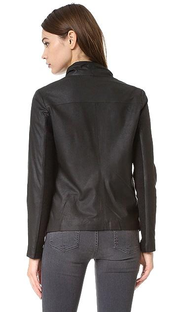 BB Dakota Kenrick Soft Leather Jacket