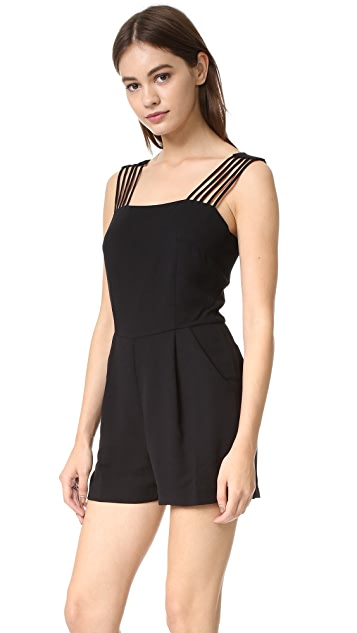 BB Dakota Melody Strappy Romper
