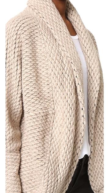 BB Dakota Divina Novelty Cocoon Jacket