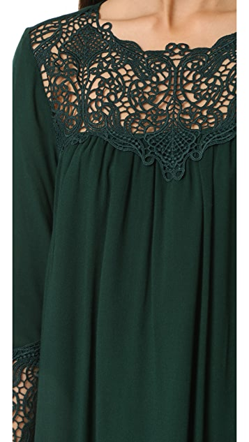 BB Dakota Elizabeth Lace Dress