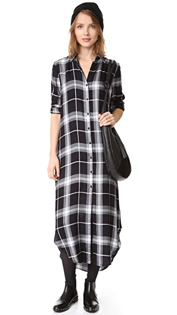 BB Dakota Coley Gen X Shirtdress