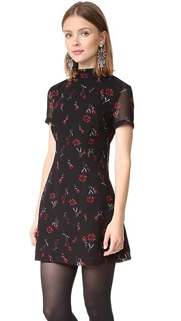 BB Dakota Benhill Tossed Rose Dress