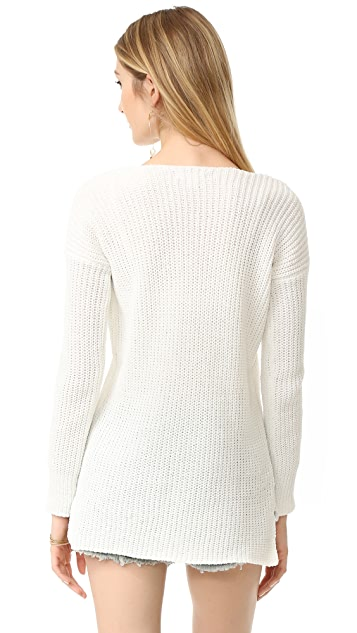 BB Dakota Zona Boyfriend Sweater