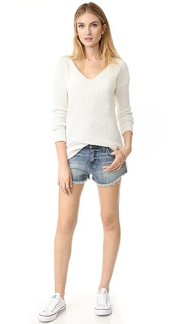 BB Dakota Zona Boyfriend Sweater