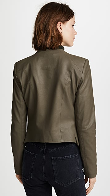 BB Dakota Siena Soft Leather Jacket
