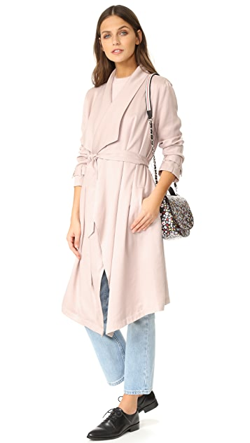 BB Dakota Barkly Trench Coat