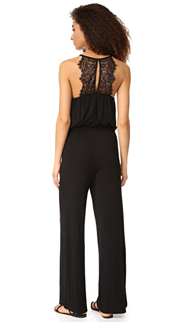 BB Dakota Ellets Lace Jumpsuit