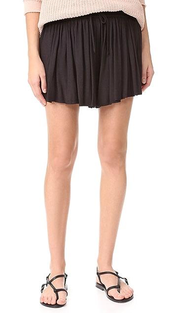 BB Dakota Jack by BB Dakota Calla Drapey Shorts