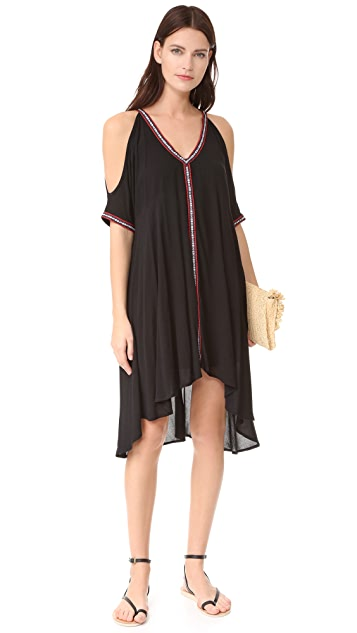 BB Dakota Jack by BB Dakota Arik Cold Shoulder Dress