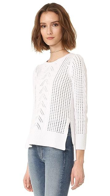 BB Dakota Jack by BB Dakota Addae Drop Needle Sweater