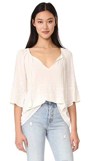 BB Dakota Pelham Blouse