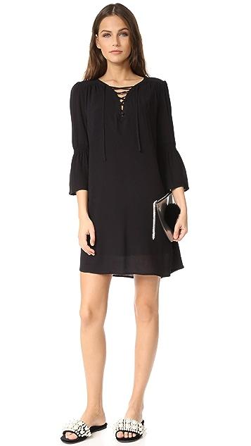 BB Dakota Jack by BB Dakota Simone Lace Front Dress