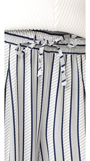 BB Dakota Jack by BB Dakota Maximus Shades of Grey Pleat Pants