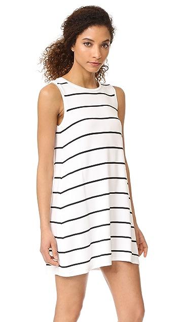 BB Dakota Avigail Striped Tank Dress