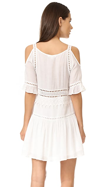 BB Dakota Marla Cold Shoulder Dress