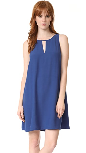 BB Dakota Phoebe Satin Dress