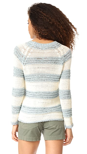 BB Dakota Harrington Striped Sweater