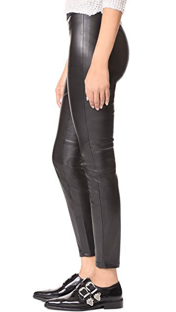 BB Dakota Juliet Faux Leather Leggings