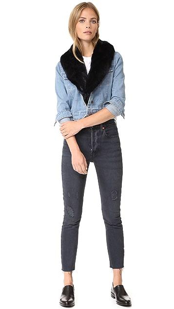 BB Dakota Mia Denim Jacket