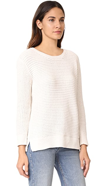 BB Dakota Briegh Chenille Sweater