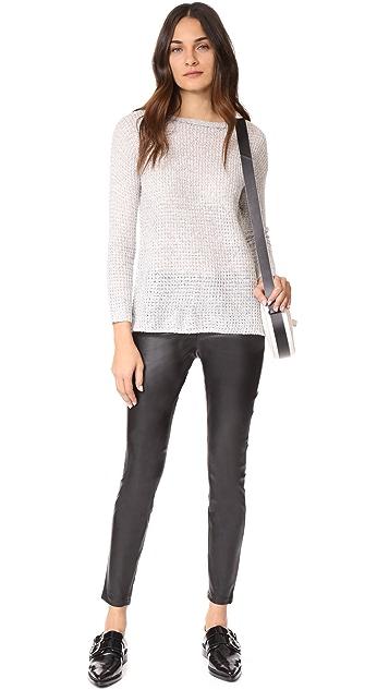 BB Dakota Tierney Marled Sweater