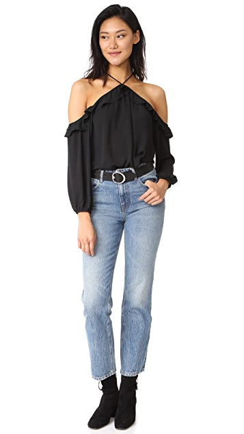 BB Dakota Carly Off Shoulder Top