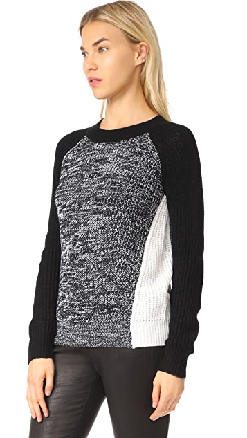 BB Dakota Jack Flynne Colorblock Sweater