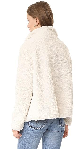 BB Dakota Jack by BB Dakota Adderly Sherpa Jacket