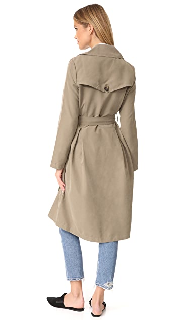BB Dakota Jack by BB Dakota Lexia Trench Coat