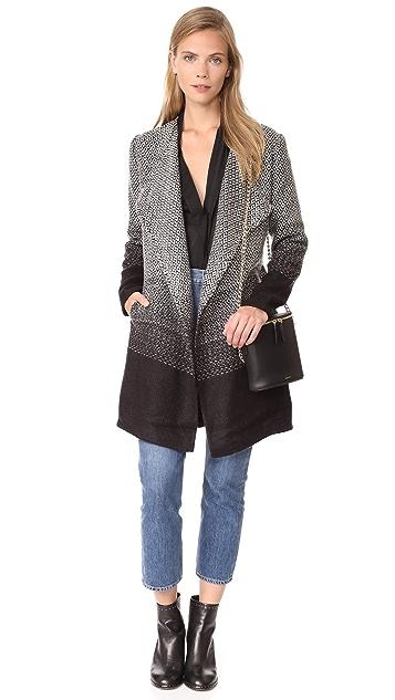 BB Dakota Myles Blanket Coat