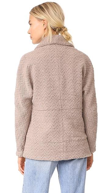 BB Dakota Johnna Cocoon Jacket