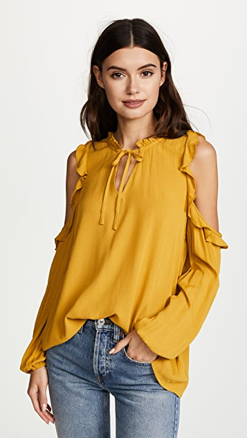 BB Dakota Jack By BB Dakota Ann Blouse