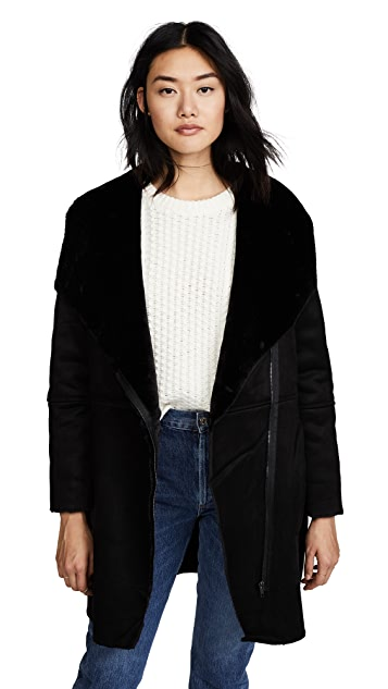 BB Dakota Keldem Sherpa Coat