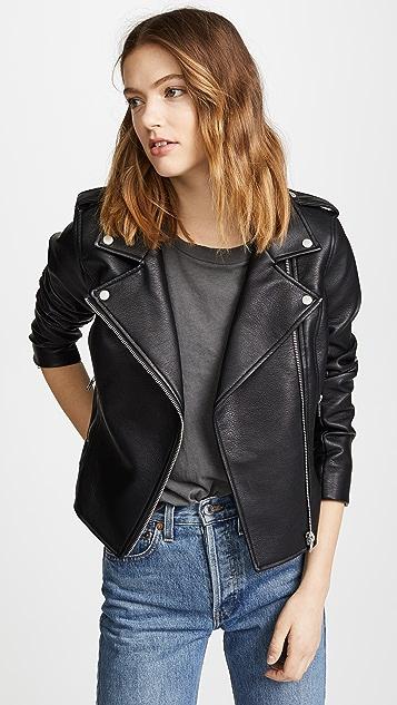 BB Dakota Amelie Vegan Leather Jacket