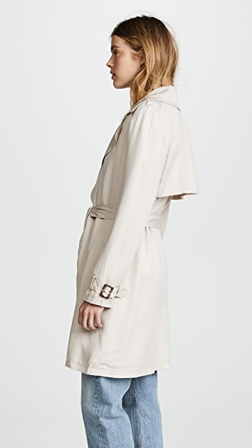 BB Dakota Rocco Trench Coat