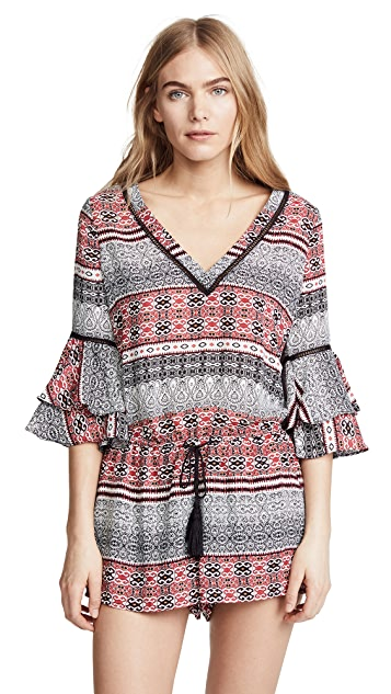 BB Dakota Jack by BB Dakota Clyne Romper
