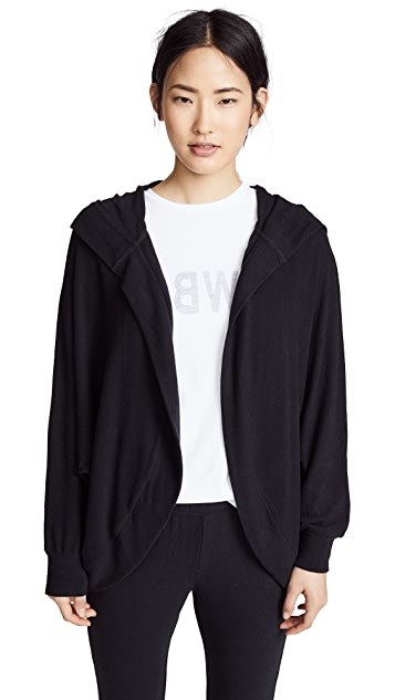 BB Dakota Hooded Knit Jacket