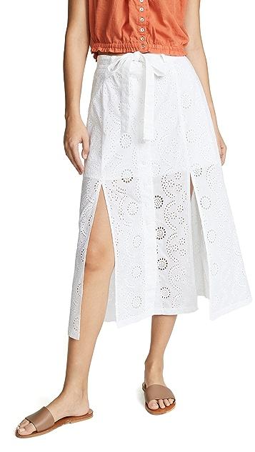 BB Dakota Indi Midi Skirt