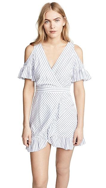 BB Dakota Fong Wrap Dress