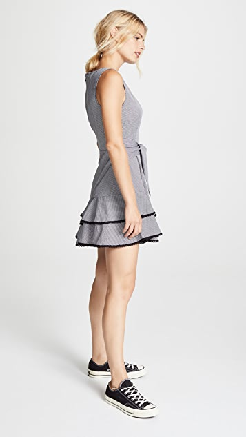 BB Dakota Holly Golightly Gingham Dress