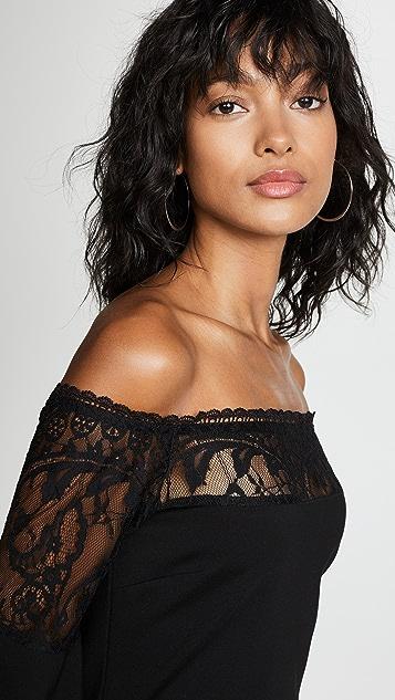 BB Dakota Desperado Off Shoulder Dress