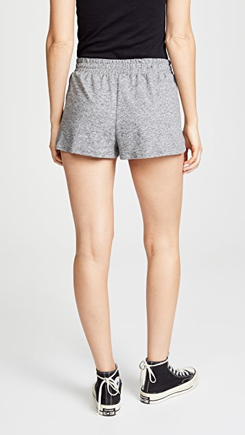 BB Dakota Space Dye Overlap Shorts