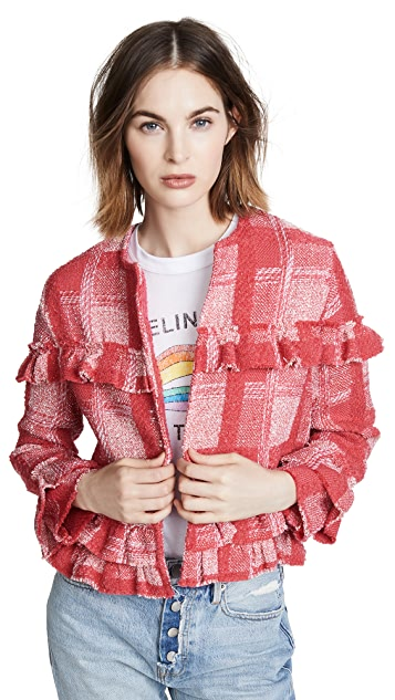 BB Dakota Jack by BB Dakota Sparks Fly Jacket