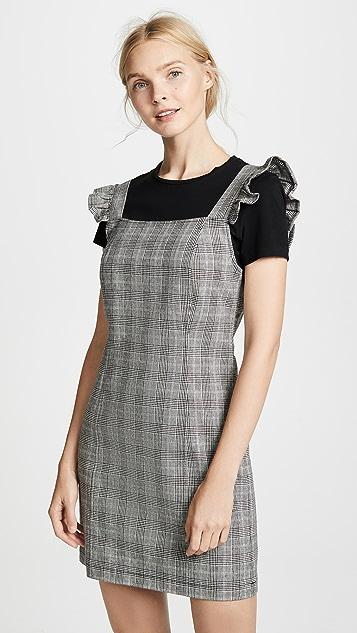 BB Dakota JACK Megan Glencheck Dress