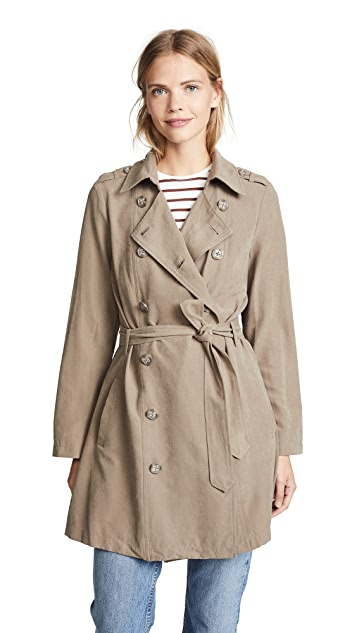 BB Dakota Jack by BB Dakota Undercover Trench Coat