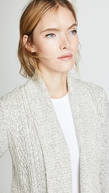 BB Dakota Cable Knit Cardigan